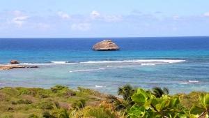 Vue depuis la villa - Villa Caraïbes - Location de villas et maisons en Guadeloupe - www.villacaraibes.fr