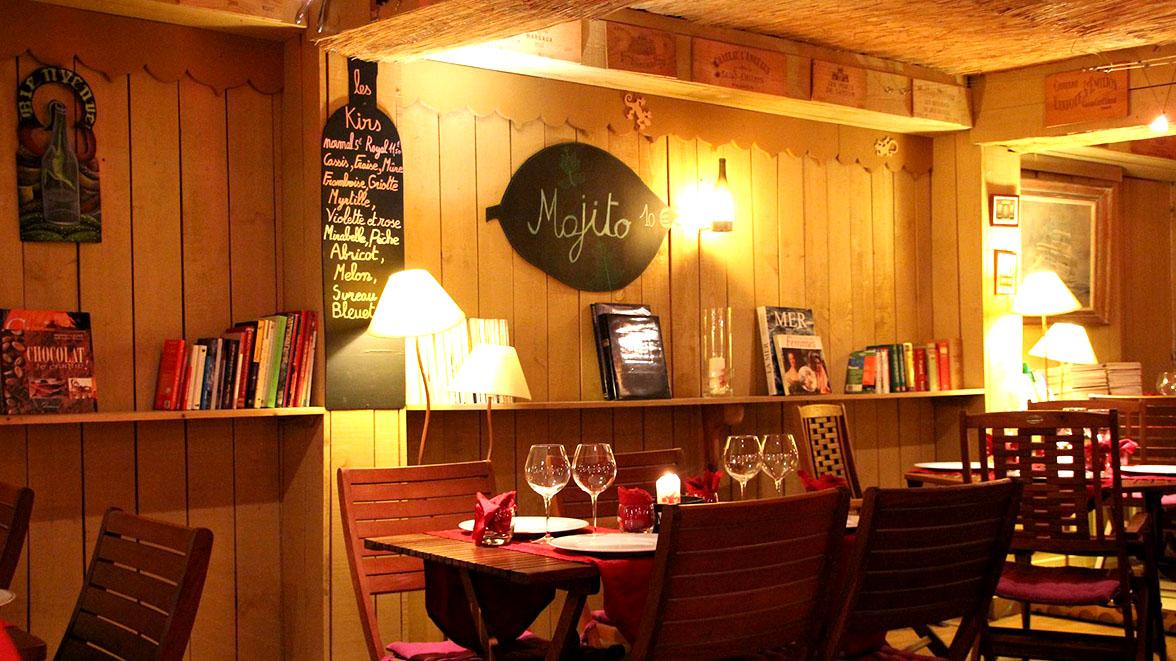 Restaurant à Saint françois - Villas Caraïbes - Location de villas et maisons en Guadeloupe - www.villacaraibes.fr