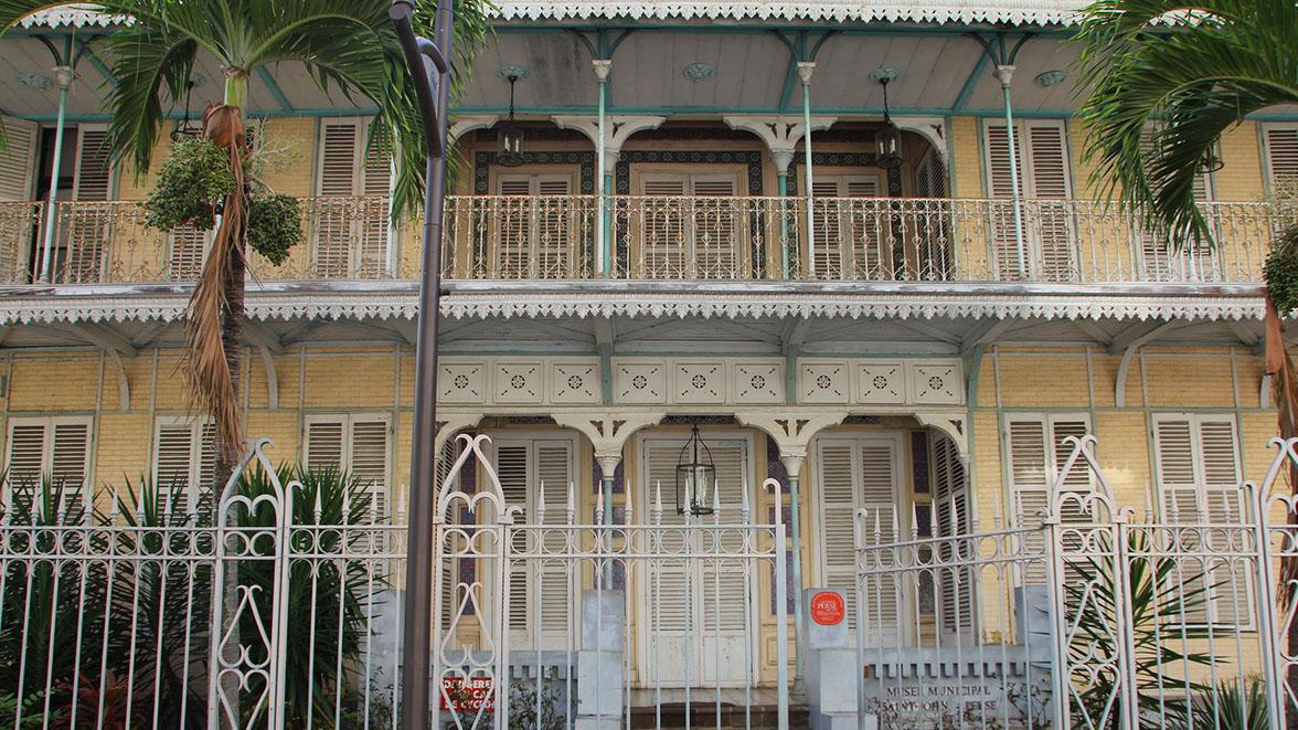 Musée Saint-John Perse - Villas Caraïbes - Location de villas et maisons en Guadeloupe - www.villacaraibes.fr