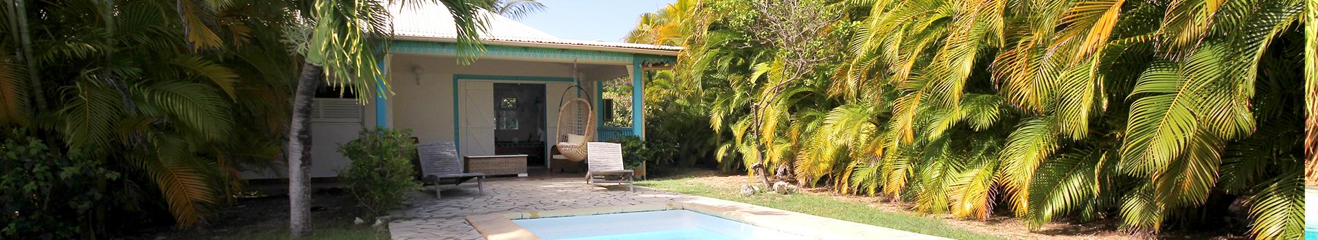 Villa Caraïbes - Location de villas et maisons en Guadeloupe - www.villacaraibes.fr