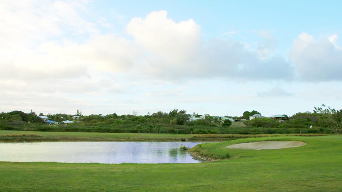 Golf de Saint-François - Location de villas et maisons en Guadeloupe - www.villacaraibes.fr